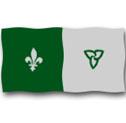 Francophone flag